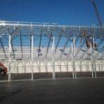 Stężenia hal namiotowych – rozwiązania konstrukcyjne